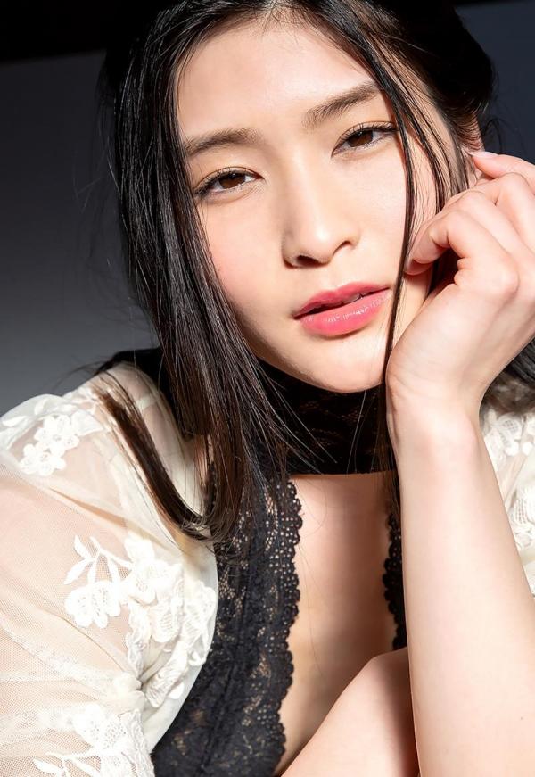 本庄鈴 SODstar スレンダー美女ヌード画像150枚のb106枚目