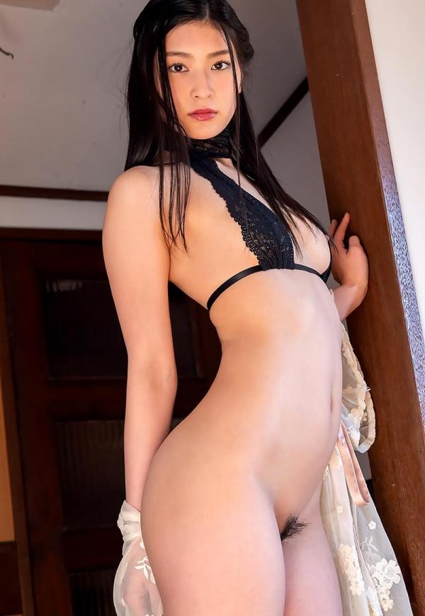 本庄鈴 SODstar スレンダー美女ヌード画像150枚のb116枚目