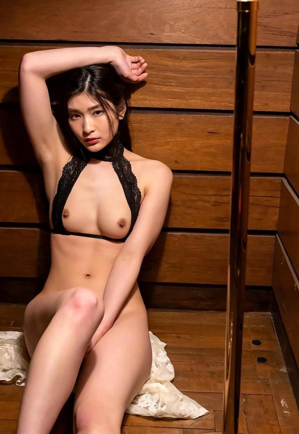 本庄鈴 SODstar スレンダー美女ヌード画像150枚のb119枚目