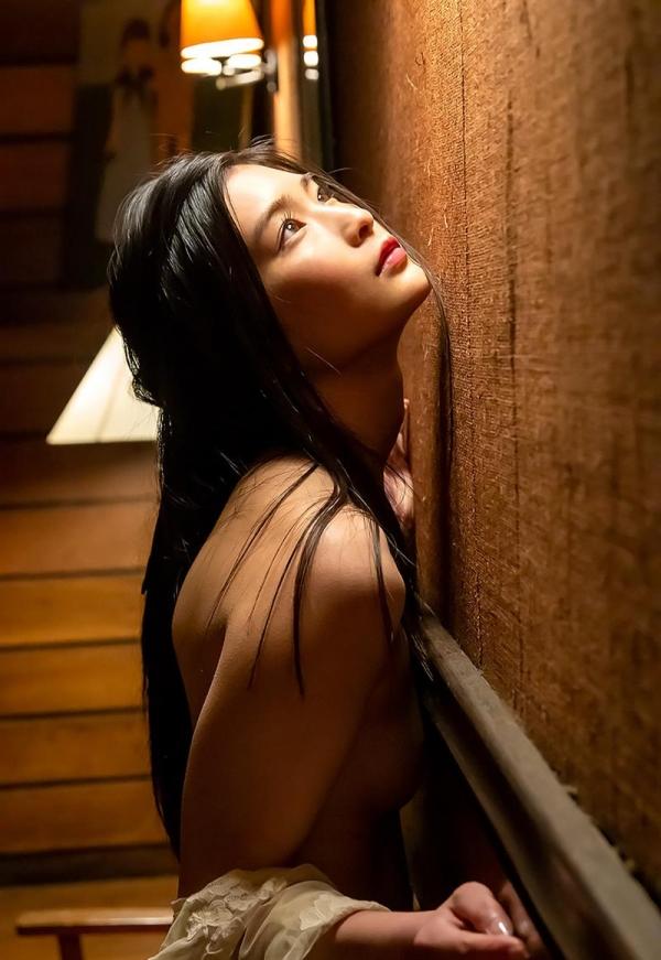 本庄鈴 SODstar スレンダー美女ヌード画像150枚のb128枚目