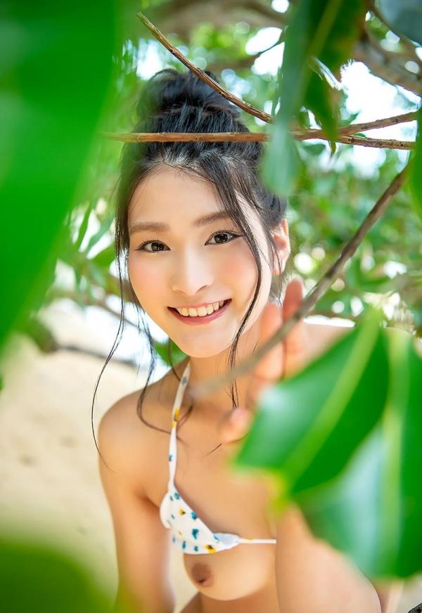 本庄鈴 清楚な顔立ちの色白美女ヌード画像165枚の163枚目