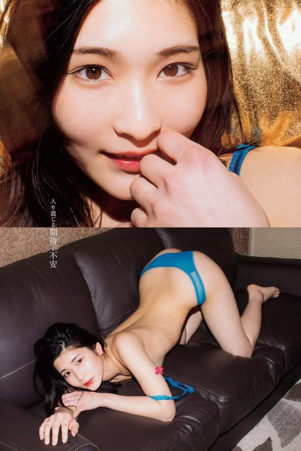 本庄鈴 初々しく恥じらう美少女のエロ画像53枚のa016番