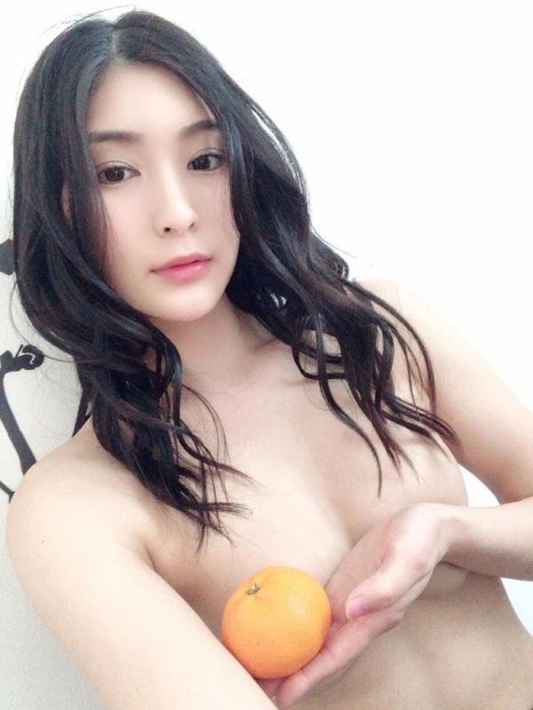 本庄鈴 清楚なスレンダー美人ヌード画像170枚のa004枚目