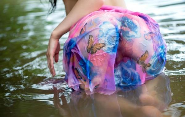 本庄鈴 清楚なスレンダー美人ヌード画像170枚のb014枚目