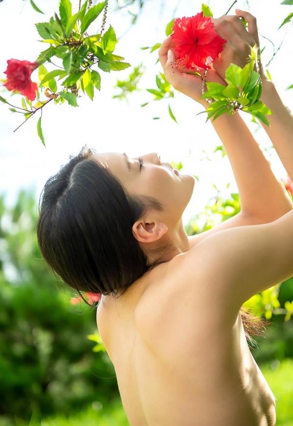 本庄鈴 清楚なスレンダー美人ヌード画像170枚のb061枚目