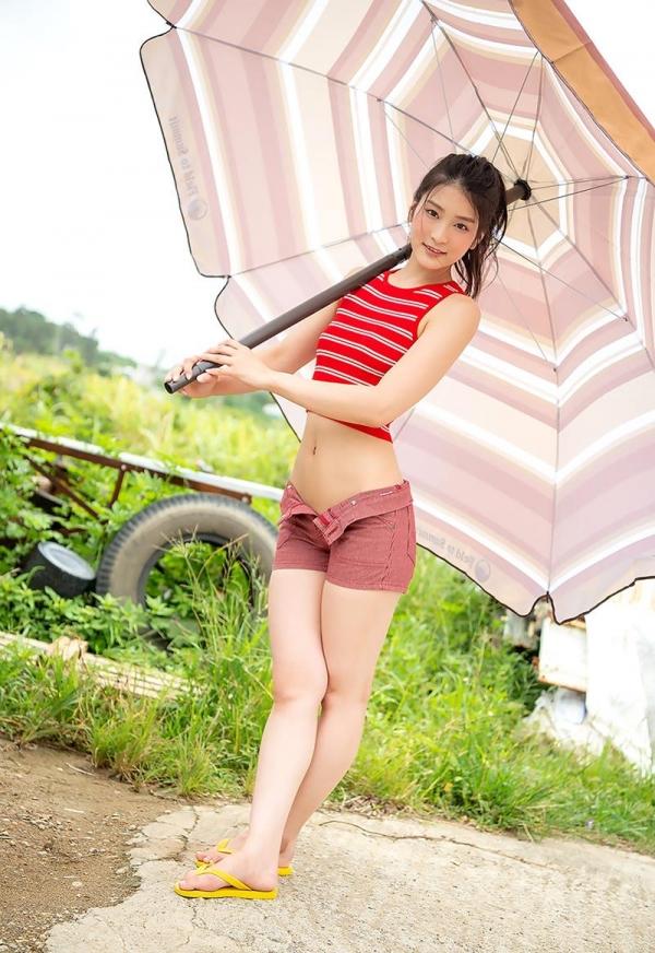 本庄鈴 清楚なスレンダー美人ヌード画像170枚のb075枚目