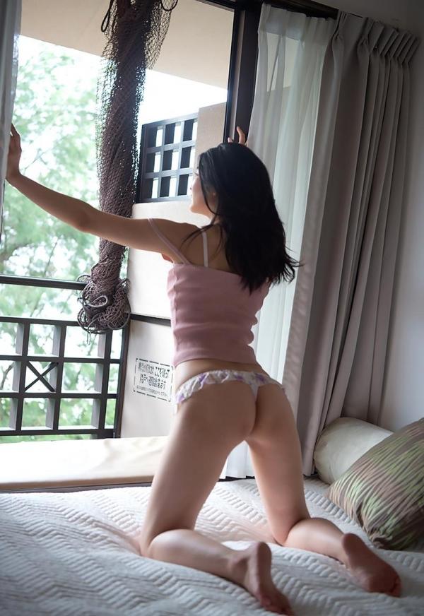 本庄鈴 清楚なスレンダー美人ヌード画像170枚のb097枚目