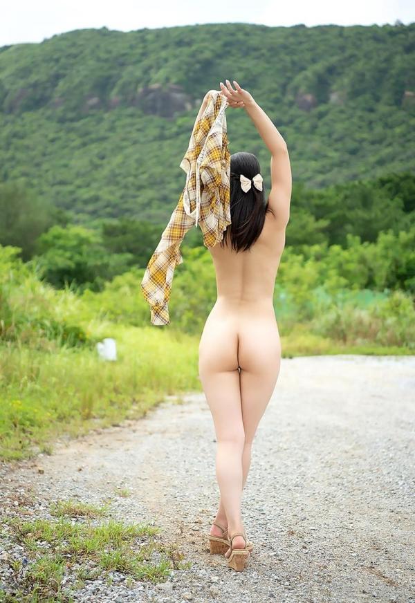 本庄鈴 清楚なスレンダー美人ヌード画像170枚のb151枚目
