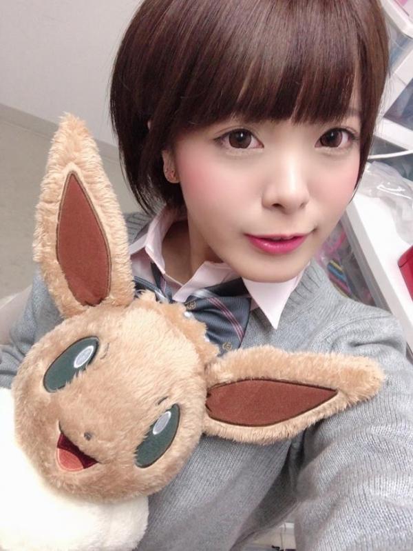 星咲凛(ほしざきりん)超ミニマムボディ×アニメ声 ロリ美少女エロ画像37枚のa002枚目