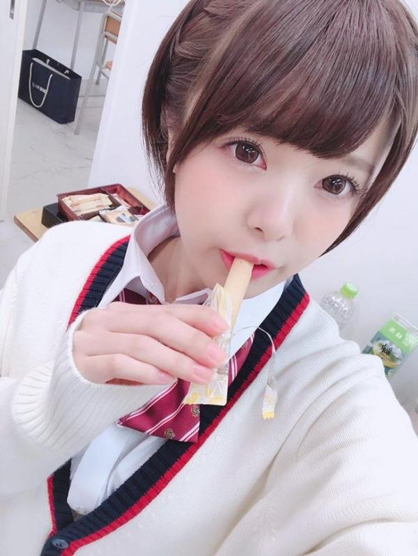 星咲凛(ほしざきりん)超ミニマムボディ×アニメ声 ロリ美少女エロ画像37枚のa004枚目