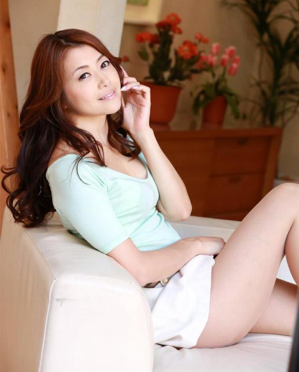北条麻妃 妖艶な美熟女の濃密セックス画像77枚のa01番