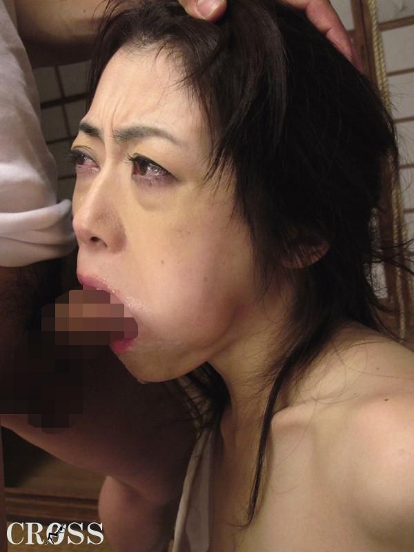 美熟女北条麻紀さん巨匠緊縛師に縛られて感激する【画像50枚】の46枚目