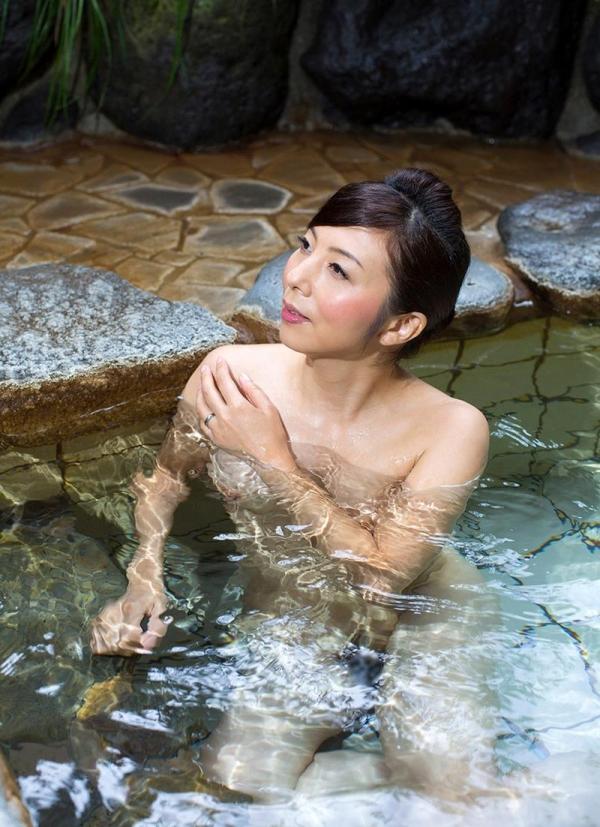 美熟女入浴画像 妖艶アラフィフ一条綺美香60枚の2