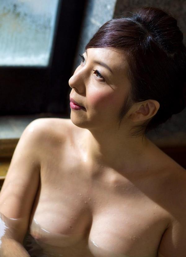 美熟女入浴画像 妖艶アラフィフ一条綺美香60枚の019枚目