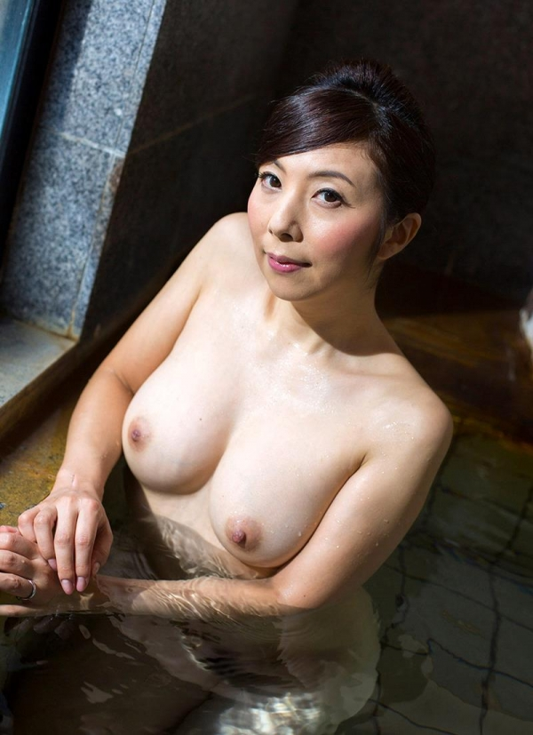 美熟女入浴画像 妖艶アラフィフ一条綺美香60枚の021枚目