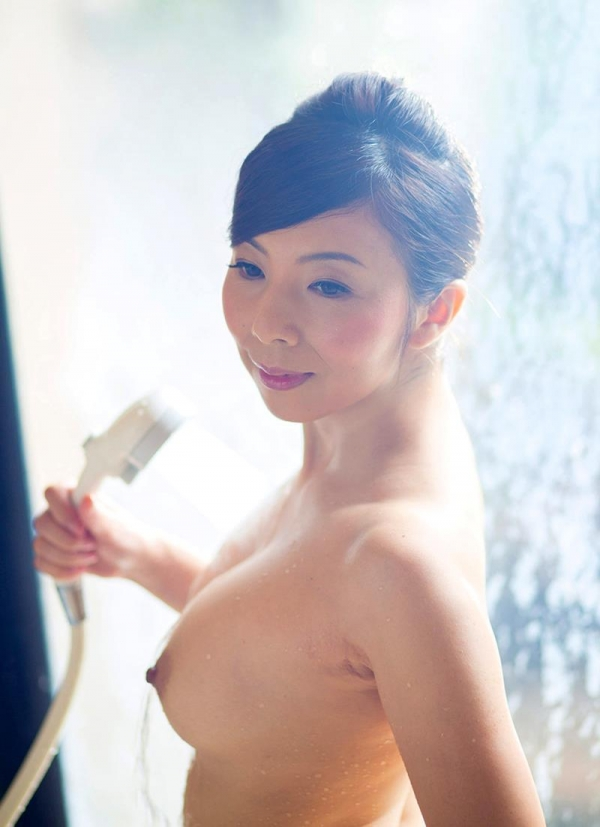 美熟女入浴画像 妖艶アラフィフ一条綺美香60枚の026枚目