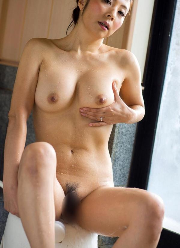 美熟女入浴画像 妖艶アラフィフ一条綺美香60枚の036枚目