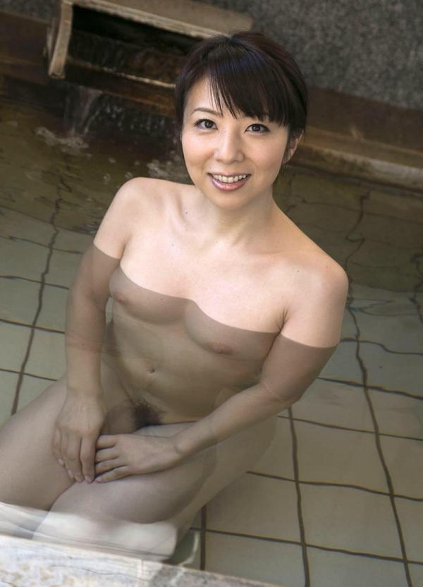 美熟女入浴画像 妖艶アラフィフ一条綺美香60枚の038枚目
