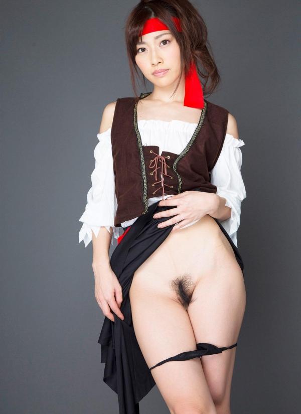 市川まさみ 美尻のお姉さんヌード画像 006