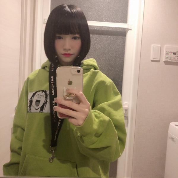 伊賀まこ 透明感溢れるスレンダー美少女エロ画像25枚のa002枚目