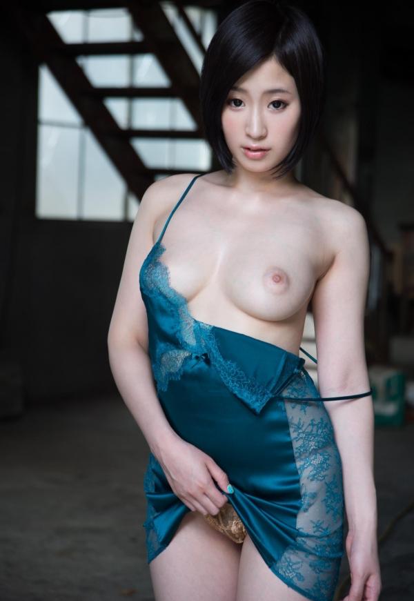 今永さな 美巨乳の艶やか美人ヌード画像120枚の2