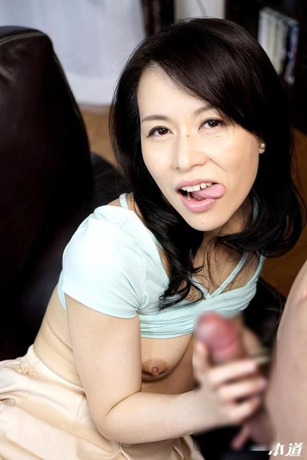 美しく透き通る白い肌の四十路おんな 井上綾子 エロ画像26枚の12枚目