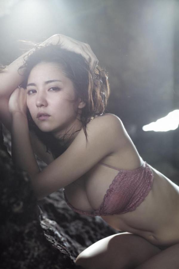 石川恋 色香倍増!水着セクシーグラビア画像80枚の33枚目