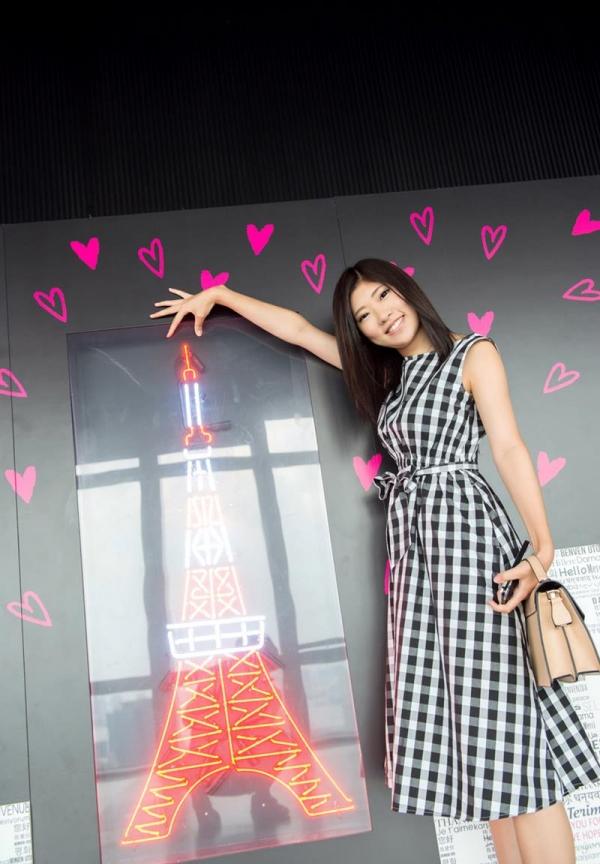 石川祐奈 スレンダー巨乳美女セックス画像122枚のb016枚目