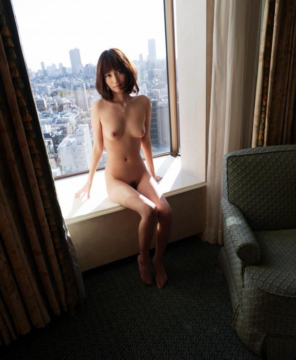 一色里桜 上向き美乳の美女セックス画像100枚の056