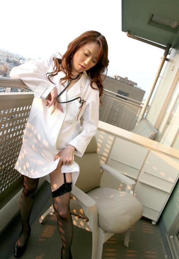 美人女医が淫らな雌になり誘惑するエロ画像110枚の100枚目