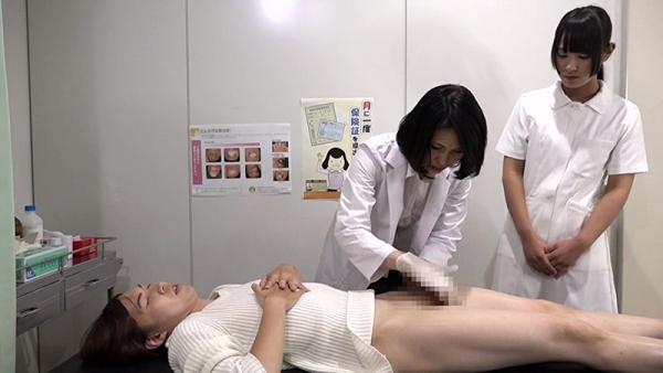女医のエロ画像 チンコに目がない白衣の痴女67枚のd016枚目