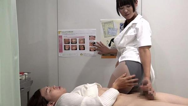 女医のエロ画像 チンコに目がない白衣の痴女67枚のd018枚目