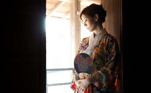 襦袢のエロ画像 妖艶な遊女の様なヌード101枚の59枚目