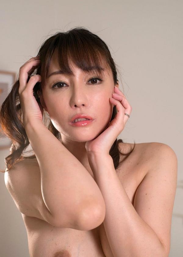 熟女エロ画像 四十路の巨乳妻のセックス春花No2の015枚目