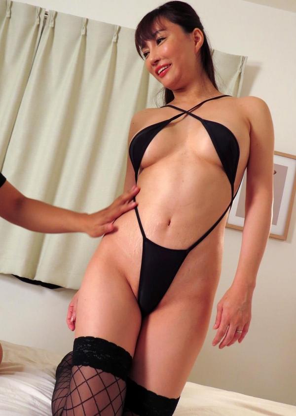 熟女エロ画像 四十路の巨乳妻のセックス春花No2の050枚目