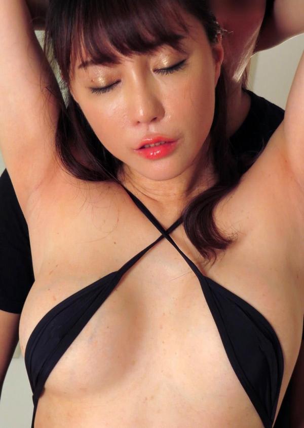 熟女エロ画像 四十路の巨乳妻のセックス春花No2の056枚目