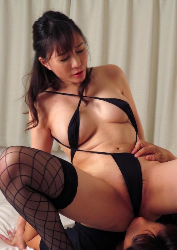 熟女エロ画像 四十路の巨乳妻のセックス春花No2の070枚目