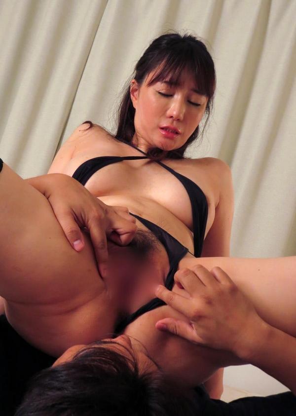 熟女エロ画像 四十路の巨乳妻のセックス春花No2の073枚目