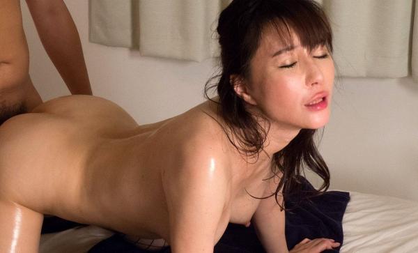 熟女エロ画像 四十路の巨乳妻のセックス春花No2の107枚目