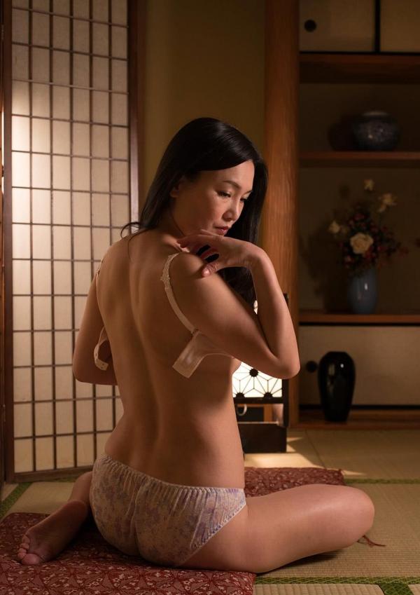 四十路の人妻 京野美麗 しっとりエロ画像110枚の2