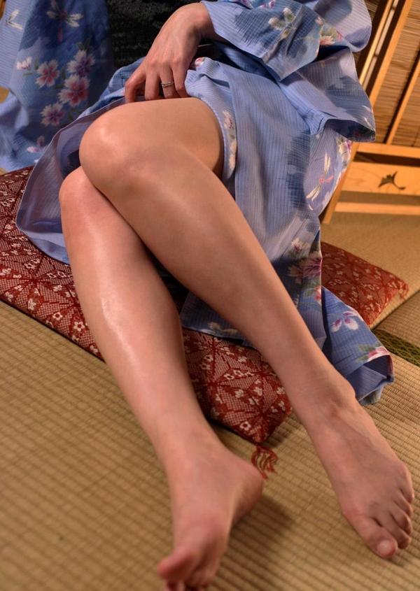 熟女セックス画像 浴衣の妖艶な四十路妻美麗の04枚目