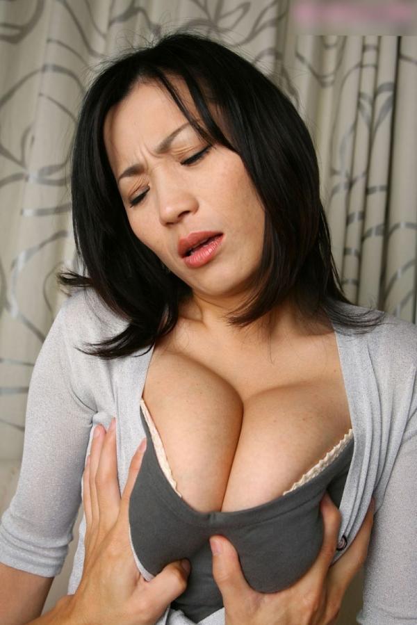 熟女ヌード画像 四十路のセックスアピール40枚の009枚目