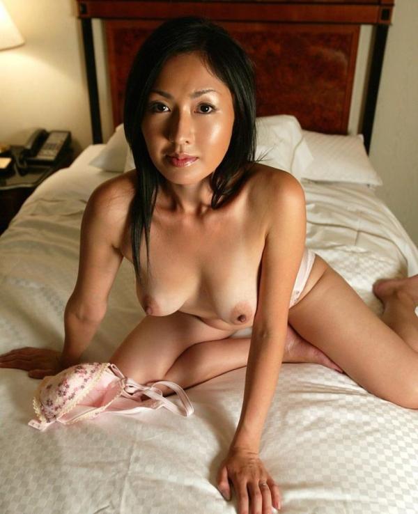 熟女ヌード画像 四十路のセックスアピール40枚の011枚目