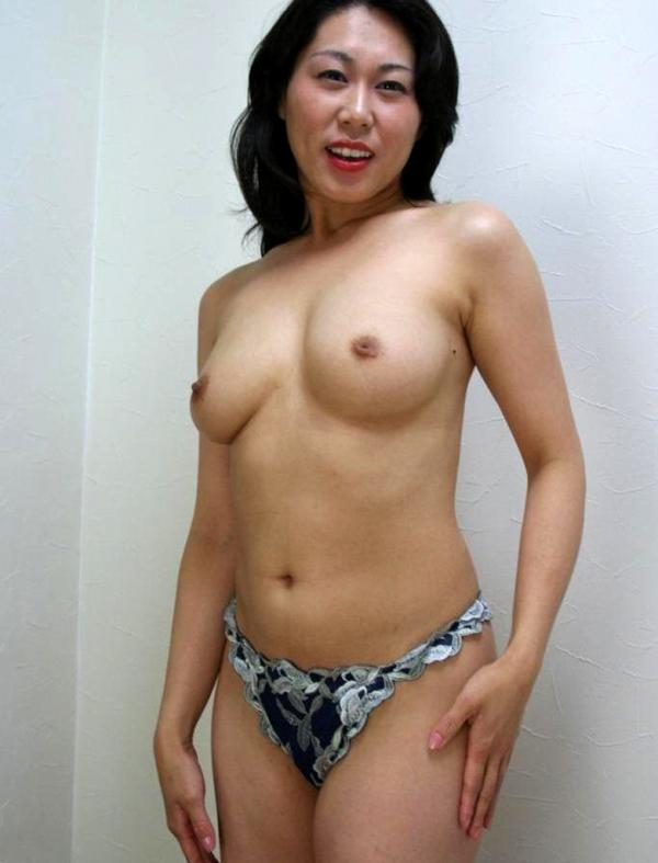 熟女ヌード画像 四十路のセックスアピール40枚の012枚目