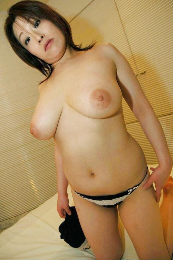 熟女ヌード画像 四十路のセックスアピール40枚の013枚目