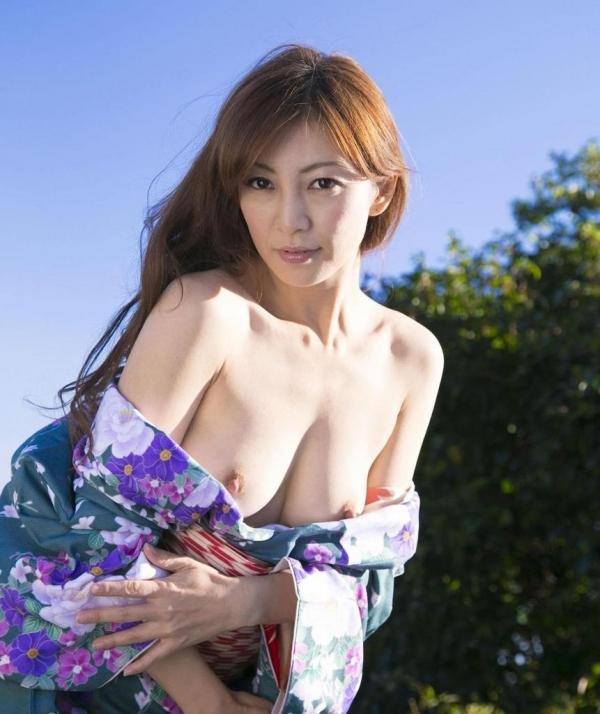 熟女ヌード画像 四十路のセックスアピール40枚の022枚目