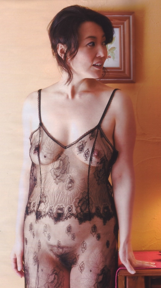 熟女ヌード画像 四十路のセックスアピール40枚の2