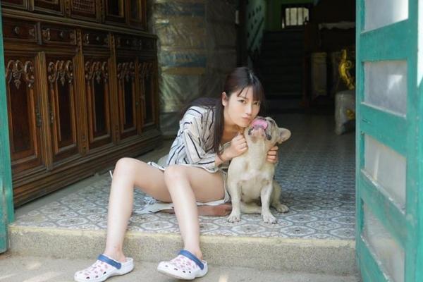 楓カレン(かえでかれん)妖艶さも持つピュア美少女エロ画像58枚のa18枚目