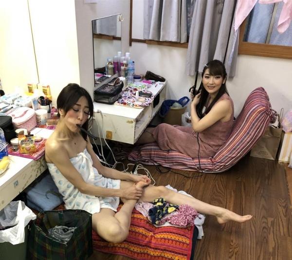 神咲詩織さん、AV引退を前にストリップデビューで連日大盛況エロ画像51枚のa06枚目