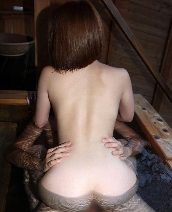 懐かしのエロス かすみりさ ショートヘアの美巨乳美女セックス画像76枚のa020枚目